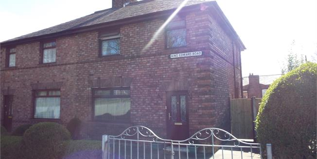Offers Over £110,000, 3 Bedroom Semi Detached House For Sale in Dentons Green, WA10