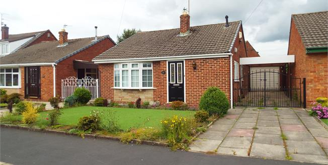 Asking Price £160,000, 2 Bedroom Detached Bungalow For Sale in Rainford, WA11