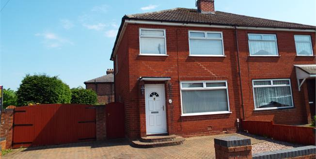 Asking Price £115,000, 3 Bedroom Semi Detached House For Sale in Haydock, WA11