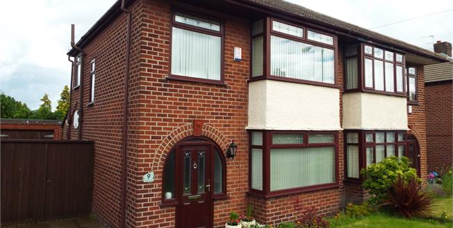 Offers Over £160,000, 3 Bedroom Semi Detached House For Sale in St. Helens, WA9