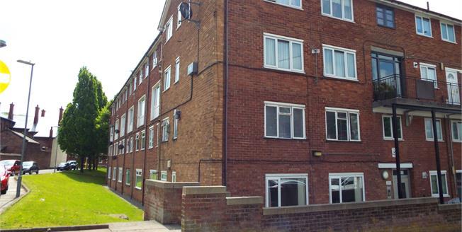 Asking Price £39,995, 1 Bedroom Flat For Sale in Prescot, L34