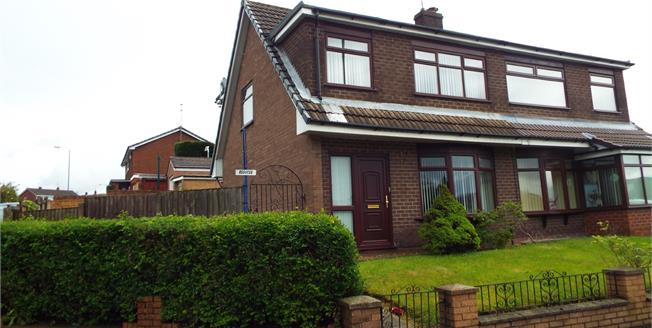 Offers Over £110,000, 3 Bedroom Semi Detached House For Sale in St. Helens, WA11