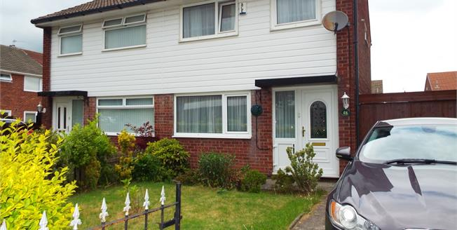 Offers in the region of £120,000, 3 Bedroom Semi Detached House For Sale in Clock Face, WA9