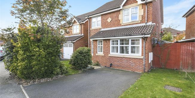 Asking Price £150,000, 3 Bedroom Detached House For Sale in St. Helens, WA9