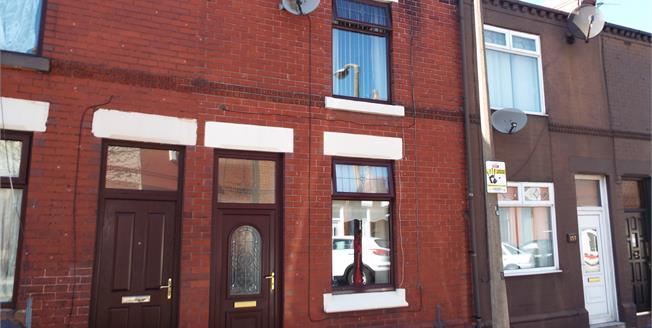 Offers Over £65,000, 2 Bedroom Terraced House For Sale in St. Helens, WA10