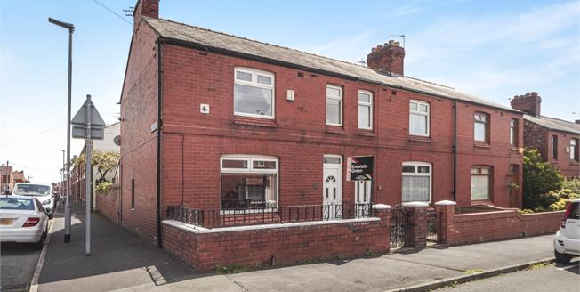 Offers Over £110,000, 3 Bedroom End of Terrace House For Sale in St. Helens, WA10