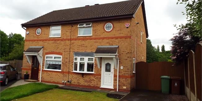 Offers Over £120,000, 2 Bedroom Semi Detached House For Sale in St. Helens, WA11