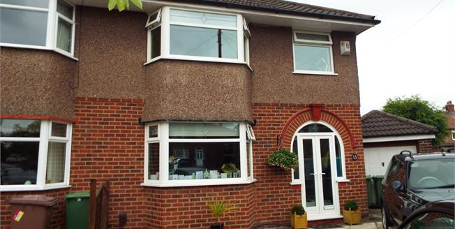 Offers in the region of £165,000, 3 Bedroom Semi Detached House For Sale in Eccleston Park, L34