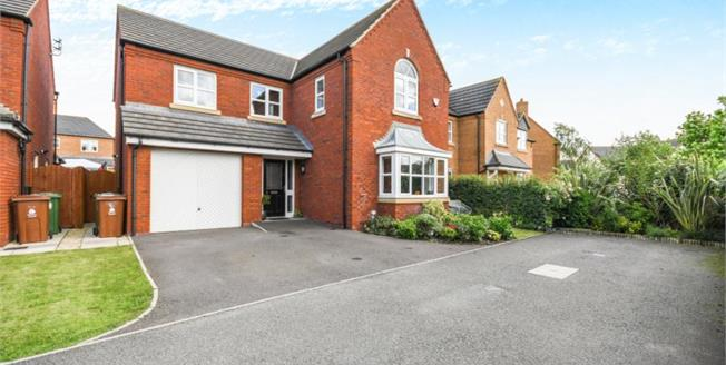 Asking Price £300,000, 4 Bedroom Detached House For Sale in St. Helens, WA9