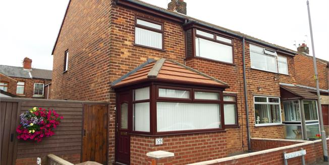 Asking Price £90,000, 3 Bedroom Semi Detached House For Sale in St. Helens, WA9