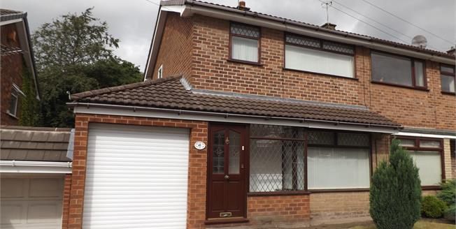 Offers in the region of £125,000, 3 Bedroom Semi Detached House For Sale in St. Helens, WA11