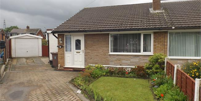 Offers Over £100,000, 2 Bedroom Semi Detached Bungalow For Sale in Sutton Leach, WA9