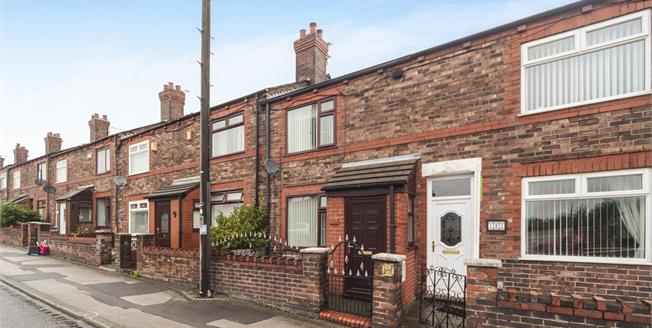 Asking Price £78,000, 2 Bedroom Terraced House For Sale in St. Helens, WA9