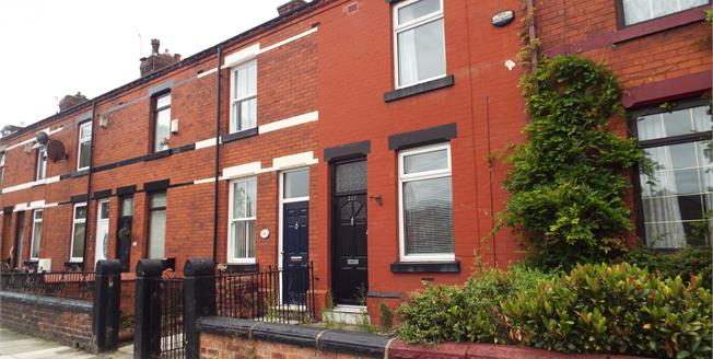 Offers Over £70,000, 2 Bedroom Terraced House For Sale in St. Helens, WA10