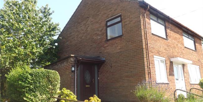Asking Price £78,000, 2 Bedroom Flat For Sale in Prescot, L34