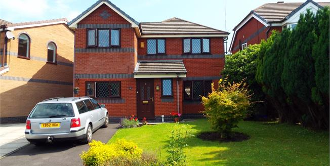 Offers Over £215,000, 4 Bedroom Detached House For Sale in St. Helens, WA9