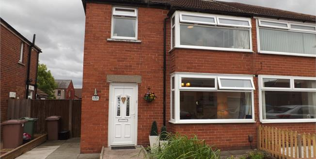 Offers Over £130,000, 3 Bedroom Semi Detached House For Sale in St. Helens, WA9