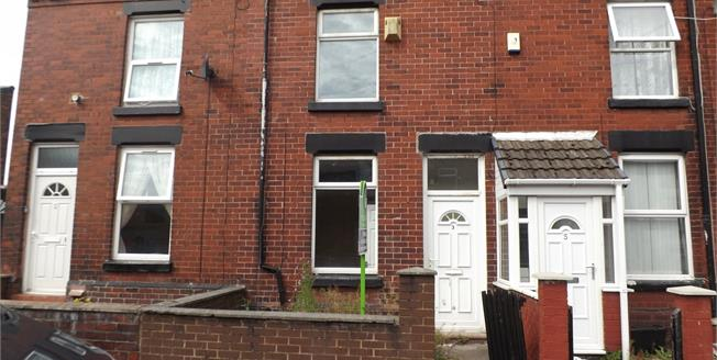 Asking Price £33,950, 2 Bedroom Terraced House For Sale in St. Helens, WA9
