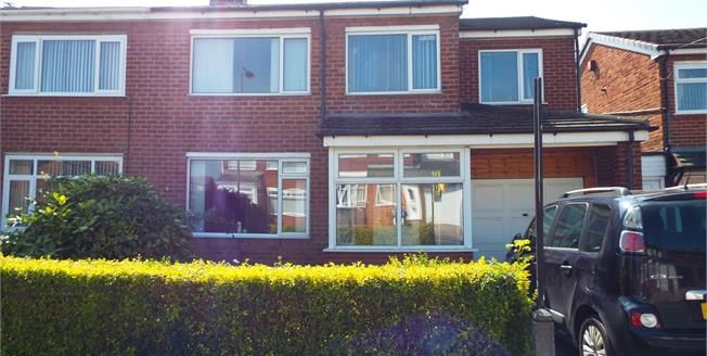 Offers Over £130,000, 4 Bedroom Semi Detached House For Sale in Sutton Manor, WA9