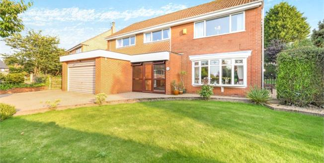 Offers Over £499,000, 4 Bedroom Detached House For Sale in Rainhill, L35