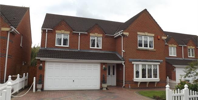 Offers in the region of £310,000, 5 Bedroom Detached House For Sale in St. Helens, WA9
