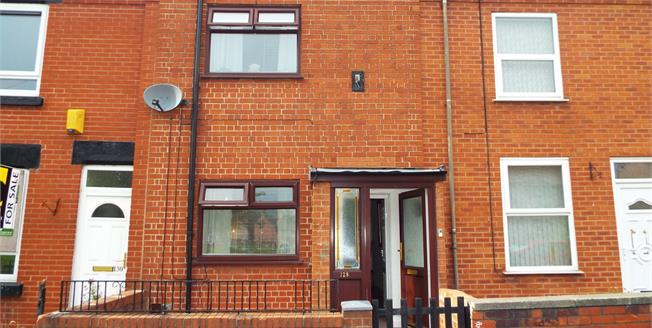 Offers Over £60,000, 2 Bedroom Terraced House For Sale in St. Helens, WA9