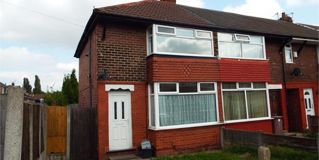 Offers Over £100,000, 2 Bedroom Semi Detached House For Sale in Rainhill, L35