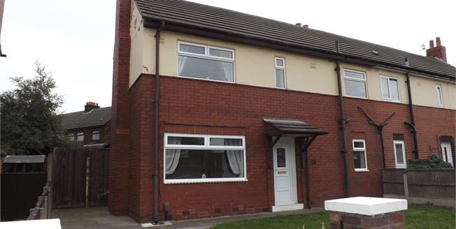 Asking Price £100,000, 3 Bedroom Semi Detached House For Sale in Haydock, WA11