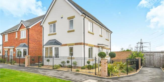 £218,995, 3 Bedroom Detached House For Sale in St. Helens, WA9