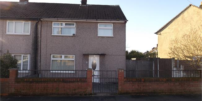 Asking Price £59,995, 3 Bedroom Semi Detached House For Sale in St. Helens, WA9