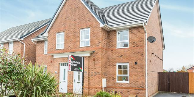 Offers Over £130,000, 4 Bedroom Semi Detached House For Sale in St. Helens, WA9