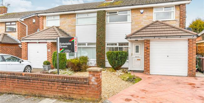 Asking Price £160,000, 3 Bedroom Semi Detached House For Sale in St. Helens, WA11