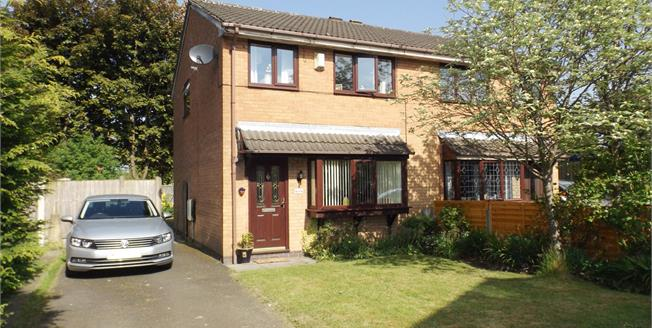 Asking Price £120,000, 3 Bedroom Semi Detached House For Sale in St. Helens, WA9