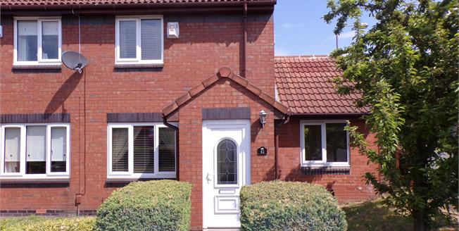 Offers Over £130,000, 2 Bedroom Semi Detached House For Sale in St. Helens, WA10