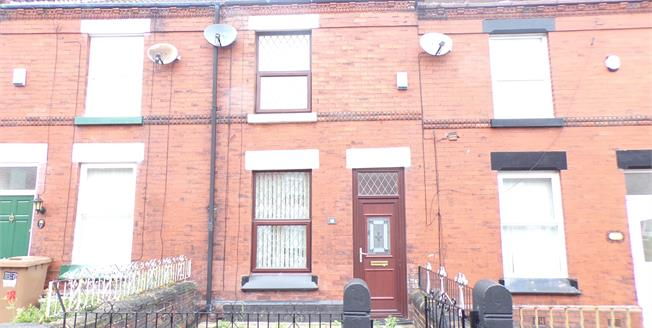Asking Price £70,000, 2 Bedroom Terraced House For Sale in St. Helens, WA9