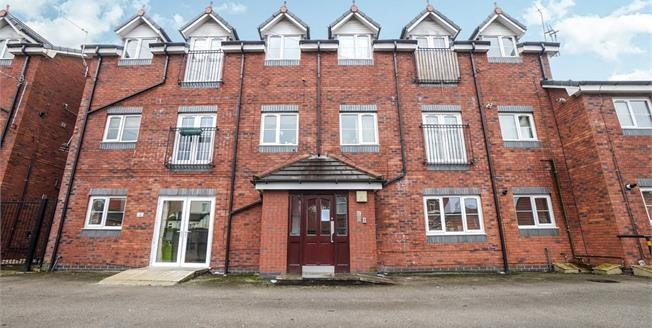 Offers in the region of £80,000, 2 Bedroom Flat For Sale in St. Helens, WA9