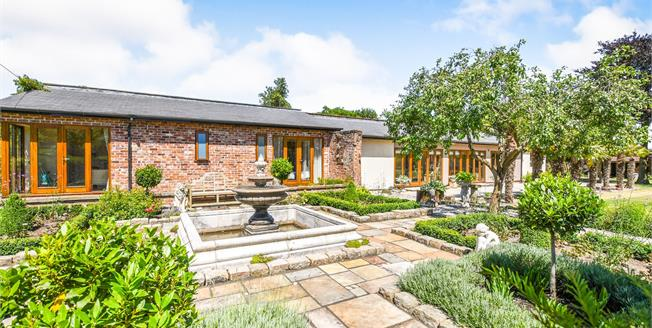 Asking Price £1,800,000, 4 Bedroom Detached House For Sale in Bold, WA9