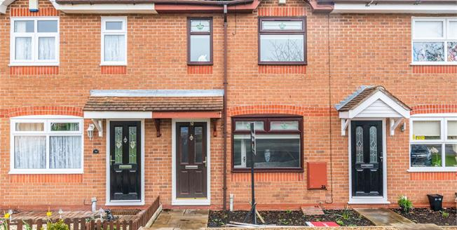 Asking Price £115,000, 2 Bedroom Terraced House For Sale in Whiston, L35