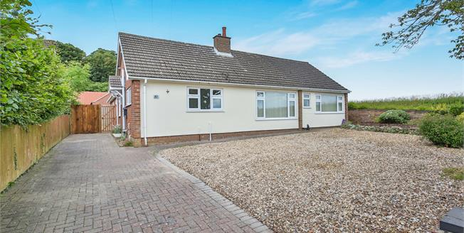 Offers in excess of £340,000, 4 Bedroom Detached Bungalow For Sale in Drayton, NR8
