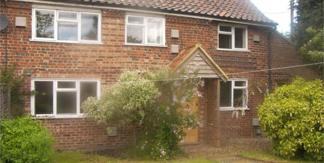 Offers in excess of £170,000, 3 Bedroom Semi Detached Cottage For Sale in Morton on the Hill, NR9