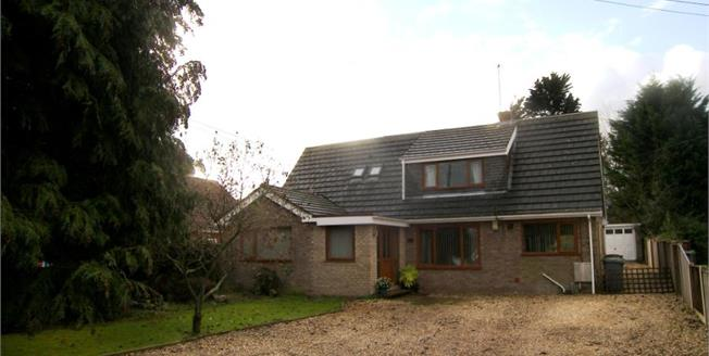 £389,950, 5 Bedroom Detached House For Sale in Taverham, NR8