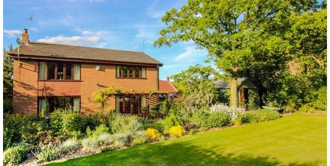 Offers in excess of £540,000, 5 Bedroom Detached House For Sale in Costessey, NR8