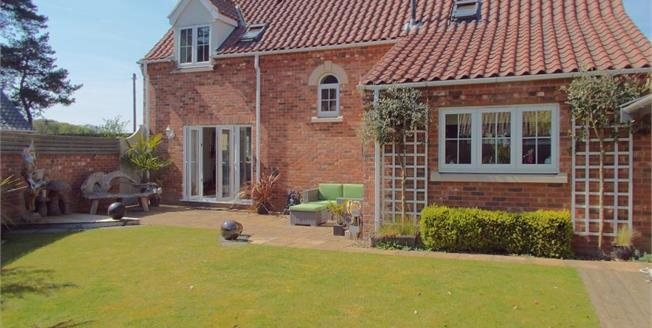 Offers in excess of £400,000, 4 Bedroom Detached House For Sale in Taverham, NR8