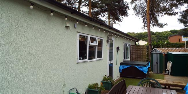 Offers in excess of £65,000, 2 Bedroom Detached Bungalow For Sale in Honingham, NR9