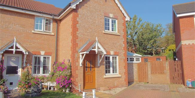 Offers in excess of £180,000, 2 Bedroom Semi Detached House For Sale in Horsford, NR10