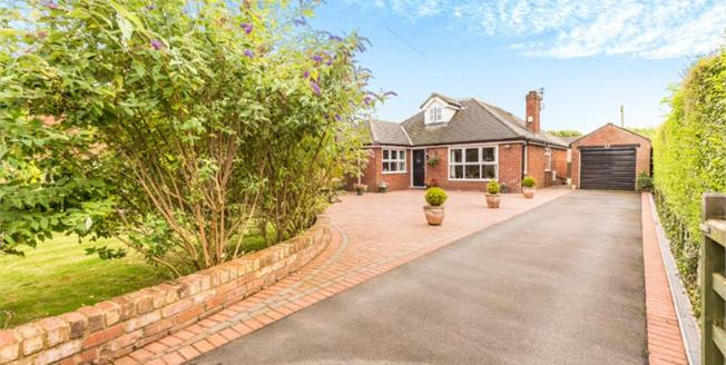 Offers Over £225,000, 3 Bedroom Detached Bungalow For Sale in Lostock Hall, PR5