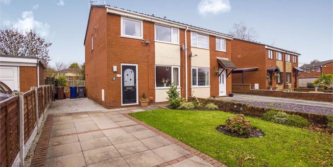 Asking Price £125,000, 3 Bedroom Semi Detached House For Sale in Penwortham, PR1