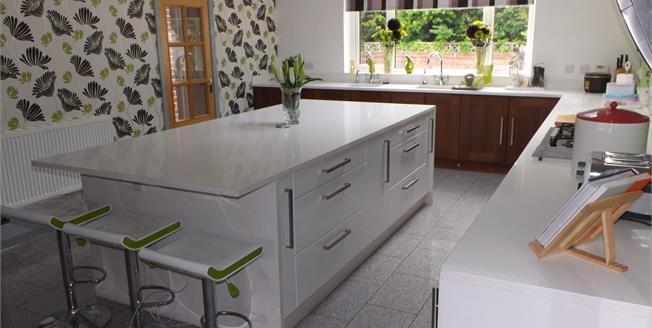 Asking Price £280,000, 4 Bedroom Detached Bungalow For Sale in Penwortham, PR1