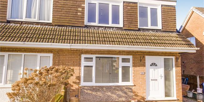 Asking Price £170,000, 3 Bedroom Semi Detached House For Sale in Penwortham, PR1