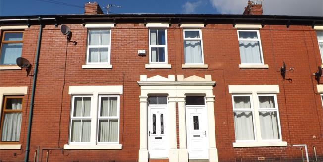 Asking Price £110,000, 3 Bedroom Terraced House For Sale in Penwortham, PR1